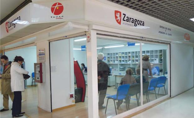 Oficina de atenci n al cliente de tuzsa tuzsa blog for Material oficina zaragoza