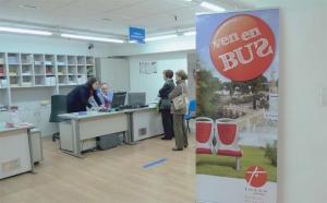 Oficina de Atención al Cliente TUZSA (interiores)