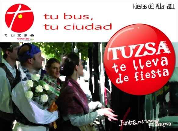TUZSA - Fiestas del Pilar 2011