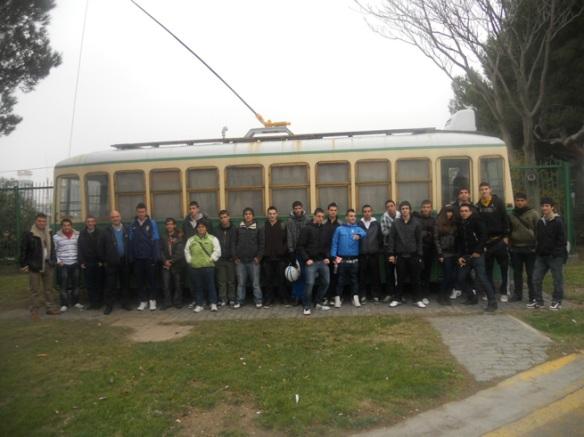 Grupo de Automoción del IES Miralbueno